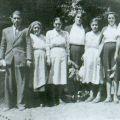 Família de Manuel Mendes. Soito da Ruiva.