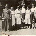 Família de Maria dos Anjos Lopes.