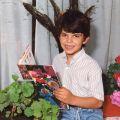 Rúben Bento Alves, neto de Ana de Jesus.
