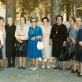 Celebração das bodas de ouro do primo José Bernardo Quaresma (Dorinda 1ª esq. p/ dta.)