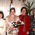 Casamento da neta de Zulmira da Luz (bisneta Marta, neta Elsa, filha Maria das Dores e Zulmira)