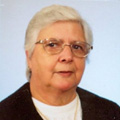Lucrécia Fonseca, esposa de Adelino (anos 60)