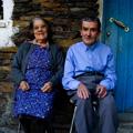 Artur Castanheira e Laurinda dos Anjos (Moinhos, 2009) - Fotografia: Sérgio Andrade
