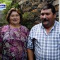 José Castanheira e Maria de Jesus Castanheira (Moinhos, 2009) - Fotografia: Sérgio Andrade