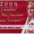 Cartão de associado dos Custódios de Maria (2008)