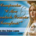 Cartão de associado dos Custódios de Maria (2006)
