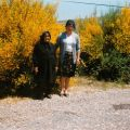 Maria Helena e a mãe Emília dos Anjos (Julho, 1991)