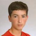O filho Carlos (com 15 anos)