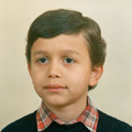 Ricardo, neto de Maria de Lurdes Jesus Santos