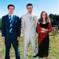 Casamento de Nuno, filho mais velho de Jorge Costa (30 de Agosto de 2005)