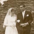 Casamento de Diamantino e Maria Fernanda (4 de Abril de 1959)