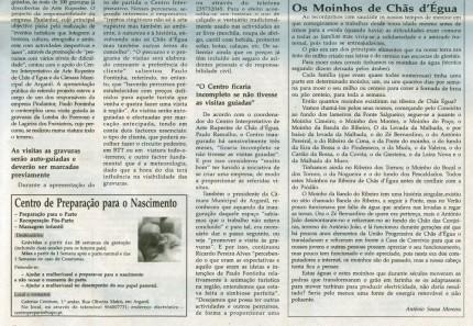 Notícia publicada na Comarca de Arganil, em 10 de Setembro de 2008 (continuação)