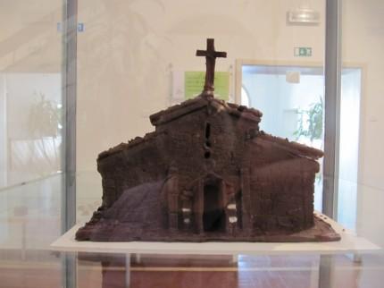 A capela de São Pedro - Arganil