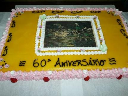60 anos são 60 anos! Parabéns CMSR!!