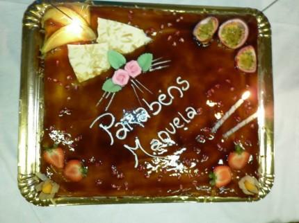 A Pastelaria Miradouro também esteve presente